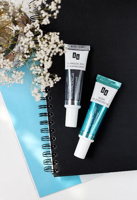 AA Color Detox   Oczyszczające maski do twarzy: Sebum Control i Detox