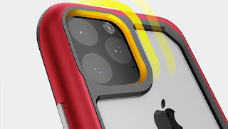 هواتف: آيفون 11 iPhone يأتي بثلاث كاميرات 2019