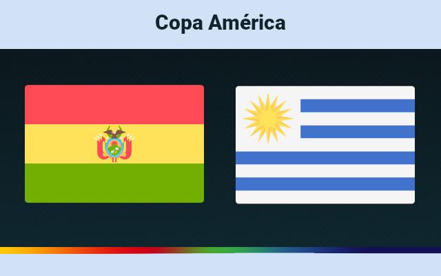 Bolivia vs. Uruguay Live Stream Details Copa 2021: Watch Copa América Online Score, TV Channel, Time