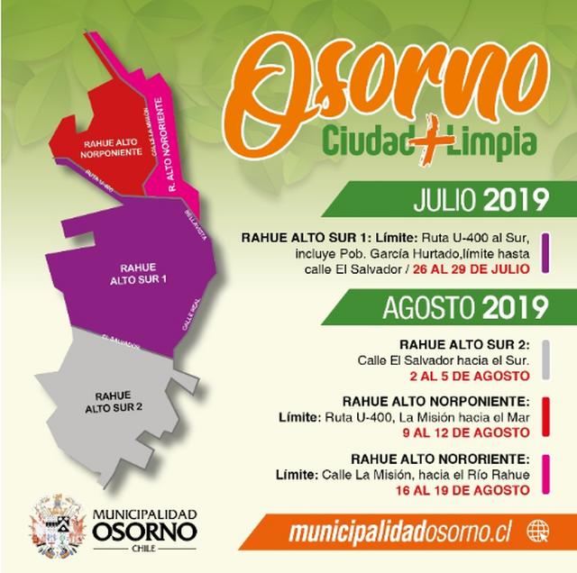 Osorno Ciudad Más Limpia