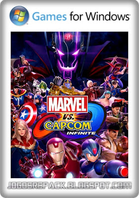 Download Marvel vs. Capcom: Infinite (PC) torrent