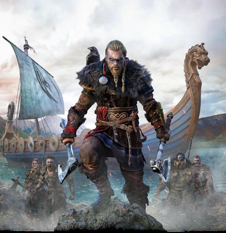 Assassin's Creed Valhalla | Trailer e Gameplay ufficiali