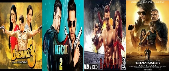 Upcoming Movies 2019-2020 ,Latest Bollywood Hollywood Movies