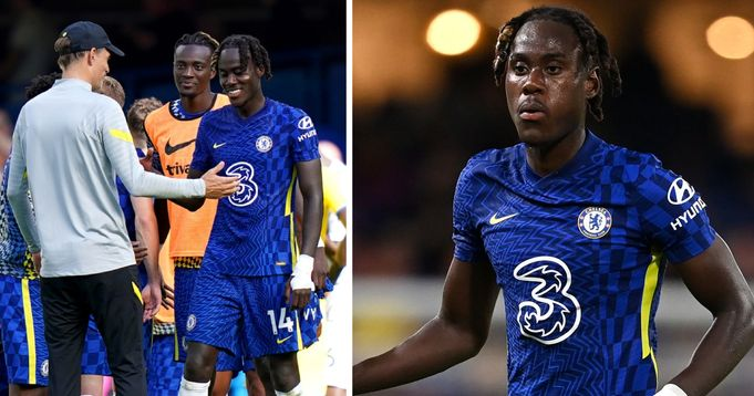 Chalobah discuss beautiful moment when Tuchel told him he would be staying at Chelsea
