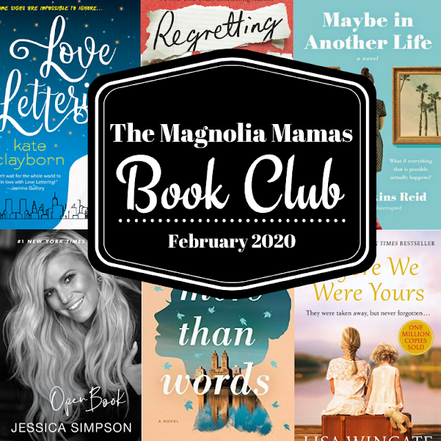 Book Club Picks for February 2020