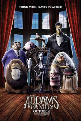 La familia Addams en Español Latino
