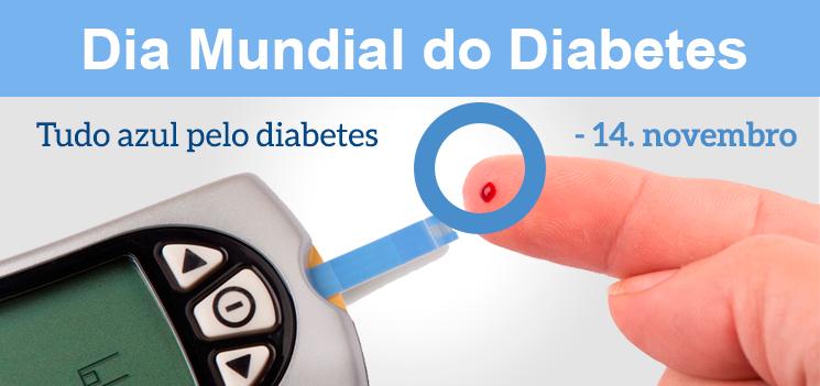 Resultado de imagem para novembro azul diabetes