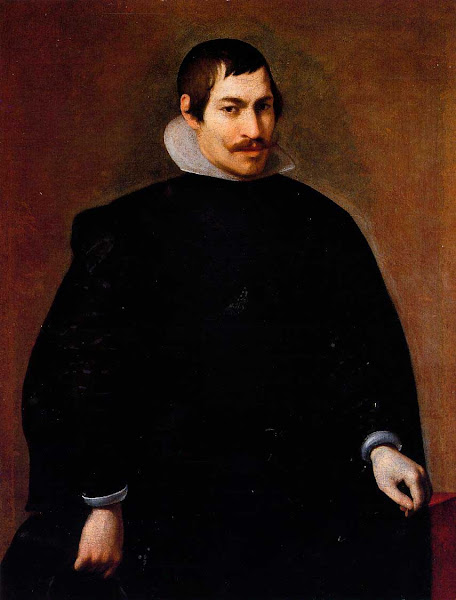 Диего Веласкес - Портрет мужчины (1628)