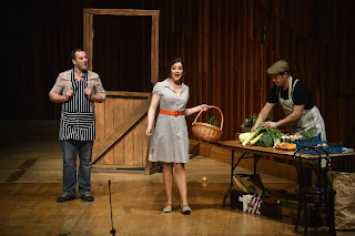 Marcus Farnsworth, Kitty Whately, Andrew Staples: Albert Herring - Copyright: BBC/Mark Allan