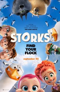 Download Film Storks (2016) HDTS Ganool Movie
