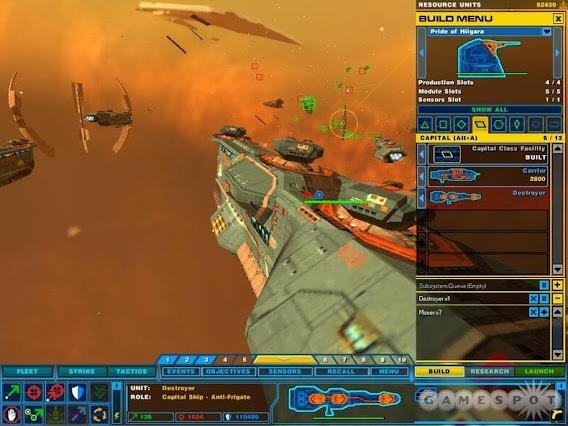 Homeworld 2 ScreenShot 02
