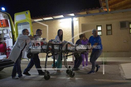 Οικογενειακή η τραγωδία στην Ερμιονίδα Αργολίδας - Αδέρφια τα θύματα του δυστυχήματος ((βίντεο)
