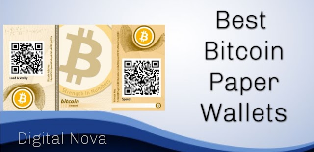 Top 4 Best Bitcoin Paper Wallets In 2020