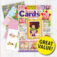 CURRENTLY FEATURED IN THE JULY ISSUE OF MAKING CARDS