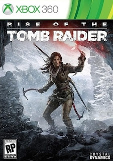 Rise of the Tomb Raider (X-BOX 360) 2015