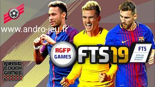 تحميل لعبة Fts 2020 للأندرويد