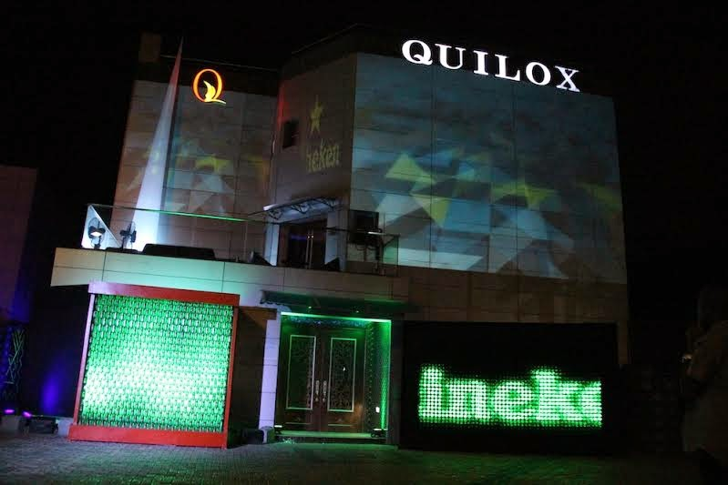 4 Grammy winning DJs, Black Chiney & DJ Snoop Da Damaja shut down Club Quilox for Heineken Green Light party