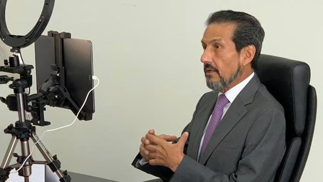 Ante la pandemia, es indispensable ser resilientes y competentes: Alfonso Esparza