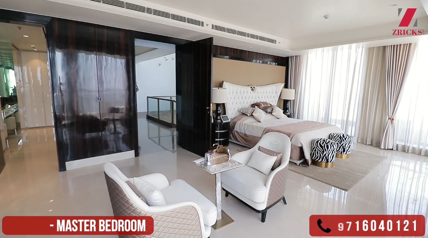 22 Photos vs. 💰 ₹20 Crore 🚀 Triplex PENTHOUSE Tour (15,000 sq ft) 🛏️ 5 BHK Ultra Luxury ► M3M Golf Estate, Gurgaon - Luxury Condo & Interior Design Tour