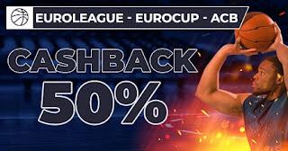 Paston promo Euroleague Acb 9-14 marzo 2021