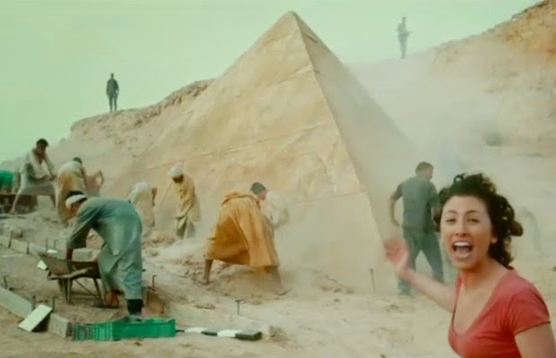 The Pyramid Movie Review