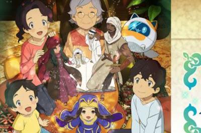 Asatir: Mirai No Mukashi Banashi Todos os Episódios Online
