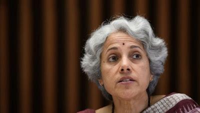 científica en jefe de la OMS, Soumya Swaminathan