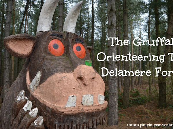 The Gruffalo Orienteering Trail - Delamere Forest