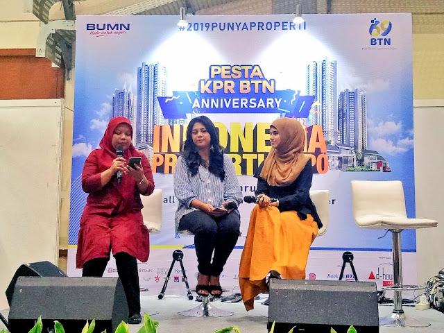 TaIkshow Modern Minimalis Indonesia Properti Expo 2019