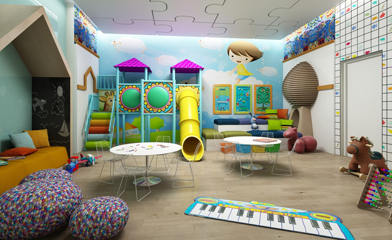 15 Superb Playrooms for Family Fun