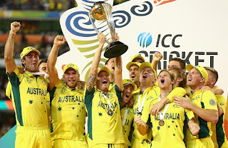 Australia vs New Zealand ICC Cricket World Cup Final 2015 Highlights