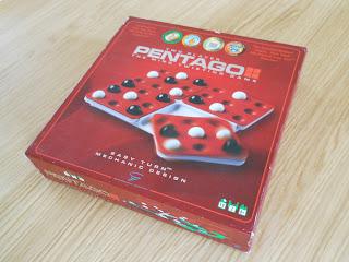 Pentago box