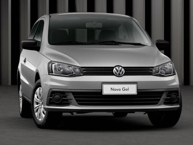 Novo VW Gol 2017 - preço e consumo