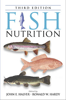 Fish Nutrition 3rd Edition by John Halver & Ronald Hardy
