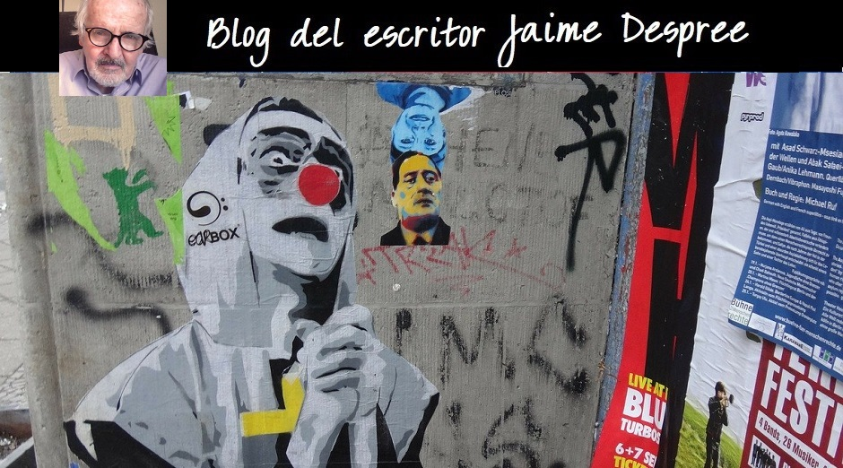 Blog del escritor Jaime Despree