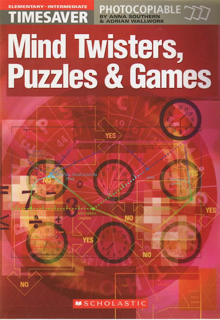 Timesaver: اعاصير العقل, الالغاز والالعاب i-mind-twisters-puzzles-and-games-elementary-intermediate.webp