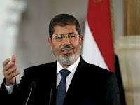 Mantan Presiden Mesir Mohamed Mursi Meninggal Dunia