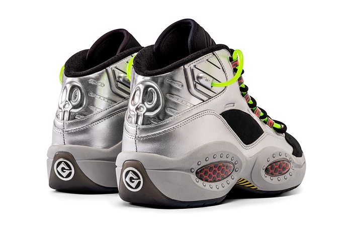 Minion Shoes Gru Lab Silver