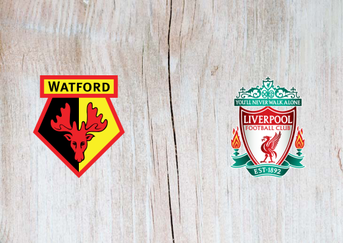 Watford vs Liverpool -Highlights 29 February 2020