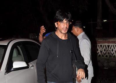 Shahrukh Khan Without Makeup