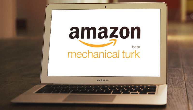 mechanical turk amazon españa