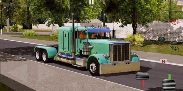 تحميل لعبة World Truck Driving Simulator مهكرة للاندرويد