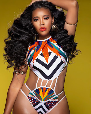 Angela Simmons latest photos and news
