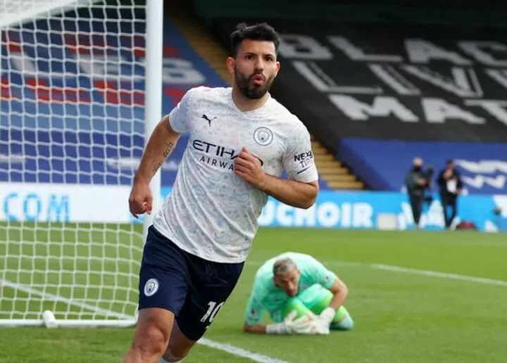 Aguero 'set for huge pay cut' as Barca terms revealed ahead of summer transfer