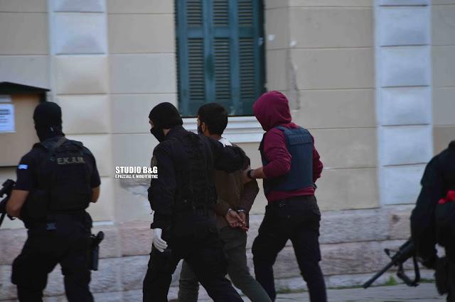 Στις φυλακές Δομοκού ο τζιχαντιστής με απόφαση του Αντεισαγγελέα Εφετών Ναυπλίου
