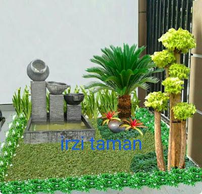 Tukang Taman Jati Padang