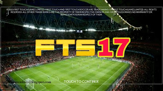 FTS 17 Mod by Alex1394 Apk + Data Android