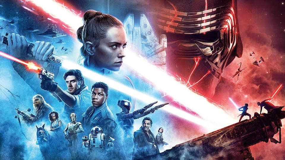 The Script For Star Wars: The Rise Of Skywalker