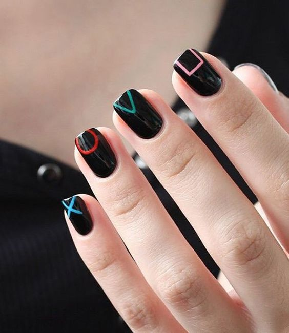 Cute Nail Designs for Every Nail - Nail Art Ideas to Try 💅 11 of 50
