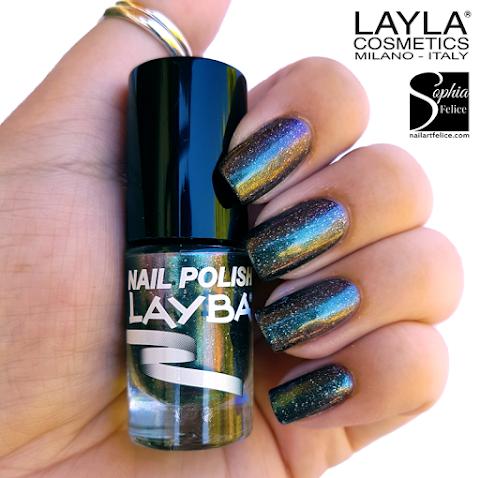 collezione layba galaxy sophia felice - 1031 nickel
